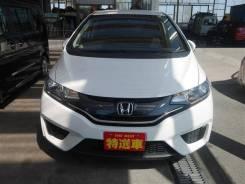 Honda Fit. вариатор, передний, 1.3 (100 л.с.), бензин, 29 тыс. км, б/п. Под заказ