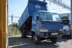 Nissan Condor. 4WD, мостовой, самосвал, 5 000 куб. см., 5 000 кг.