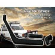 Шноркель. Mitsubishi: L200, Strada, Pajero Sport, Grandis, Pajero Pinin, Challenger, Delica, Pajero Двигатель 4D56