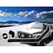 Шноркель. Nissan Safari Nissan Patrol, Y60 Двигатель TD42