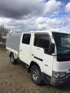 Nissan Atlas. 4WD, двухкабинник, 3 200 куб. см., 1 500 кг.