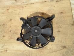 Вентилятор радиатора кондиционера. Mitsubishi Pajero, V75W
