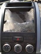 Панель приборов. Nissan X-Trail, TNT31 Двигатель QR25DE