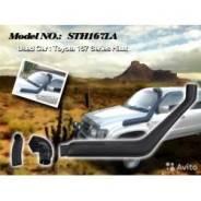 Шноркель. Toyota Hilux Toyota Hilux Surf Двигатели: 1KZTE, 5LE, 5L