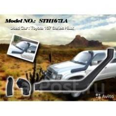 Шноркель. Toyota Hilux Surf Toyota Hilux Двигатели: 1KZTE, 5L, 5LE