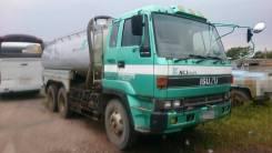 Isuzu V305. , автоцистерна 14 тонн
