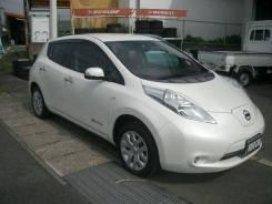 Nissan Leaf. вариатор, передний, электричество, 68 000 тыс. км, б/п. Под заказ