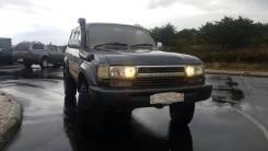 Toyota Land Cruiser. Продам Land Cruiser 80