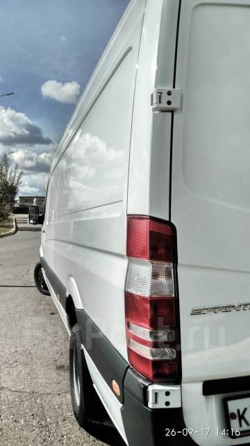 Mercedes-Benz Sprinter 515 CDI. Мерседес Спринтер 515, 2 200 куб. см., 3 места
