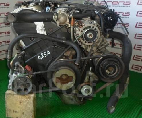 Двигатель в сборе. Honda Inspire, CC2 Двигатель G25A. Под заказ