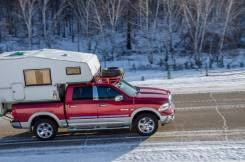 Camper. Жилой Модуль в пикап, Трак Кемпер, camper truck, 1 000куб. см.