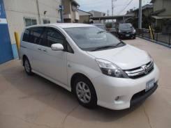 Toyota Isis. автомат, передний, 1.8, бензин, 23 628 тыс. км, б/п. Под заказ
