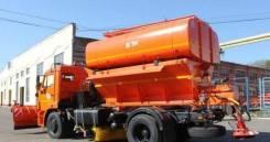 KDM ЭД-244КМА. ЭД-244КМА на шасси Камаз 53605-3952-19 (ПС-6 м3+ПМ-8,2 м3+отв. +щет. )