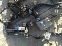Проводка под торпедо. Nissan Atlas, P2F23, H2F23, N2F23, R2F23 Двигатели: KA20DE, TD27, TD25, QD32