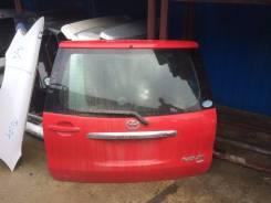 Дверь багажника. Toyota Raum, NCZ20
