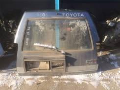 Дверь багажника. Toyota Sprinter Carib, AL25