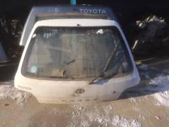 Дверь багажника. Toyota Corsa, EL51