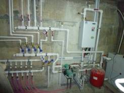 Монтаж водяного теплого пола. Проектирование, монтаж, гарантия.