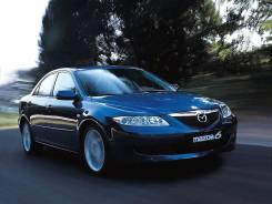 Mazda Mazda6. GG, L813 LF17 MZRCD RF5C MZR L3C1 MZI AJV6
