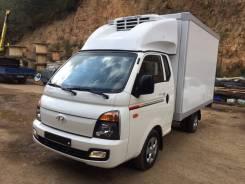 Hyundai Porter II. Рефрижератор новый 2016г, 2 497 куб. см., 1 000 кг. Под заказ