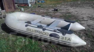 Silverado Air Deck. Год: 2008 год, длина 3,10м., двигатель подвесной, 15,00л.с. Под заказ