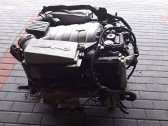 Двигатель 6.3 AMG 156.985 на Mercedes W212 W204