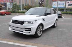 Обвес кузова аэродинамический. Land Rover Range Rover Sport, L494 Двигатели: LRV8, 306DT, 30DDTX, SDV6, LRV6, 448DT, SI4, 508PS. Под заказ