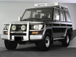 Toyota Land Cruiser. KZJ78W KDKZ71G KDKZJ78G YKZJ78W, 1KZTE