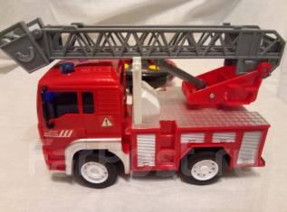 Радиоуправляемые пожарные машинки.
