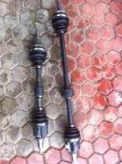 Привод. Toyota Corolla Fielder, NZE141, NZE141G Двигатель 1NZFE