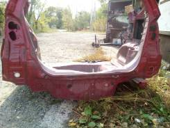 Задняя часть автомобиля. Honda Fit, GE6