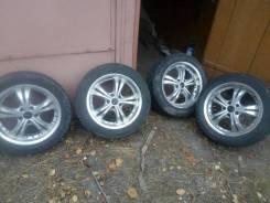 Продам колёса. x17 5x114.30 ET50