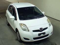 Toyota Vitz. NCP95