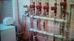 Сантехника и отопление, теплый пол, водопровод