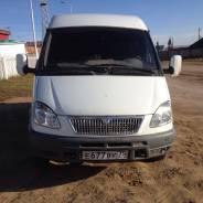 ГАЗ 3221. , 2 500 куб. см., 9 мест
