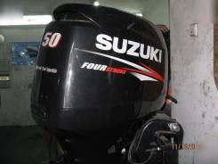 Suzuki. 50,00л.с., 4-тактный, бензиновый, нога S (381 мм), Год: 2010 год