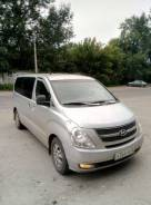 Hyundai Grand Starex. Продается грузовой микроавтобус hyundai grand starex, 2 500 куб. см., 3 места