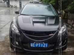Капот. Mazda Atenza, GHEFW, GH5AS, GH5AP, GHEFS, GH5FP, GH5FW, GHEFP, GH5AW. Под заказ