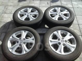 Mazda. 6.0x15, 5x114.30, ET50, ЦО 66,1мм.