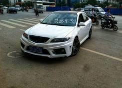 Обвес кузова аэродинамический. Mazda Mazda6, GG, GY Mazda Atenza, GGEP, GG3P, GYEW, GGES, GY3W, GG3S. Под заказ