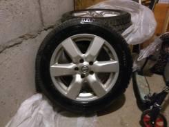 Продам Комплект колес на литых дисках на Ниссан Икстрейл. x17