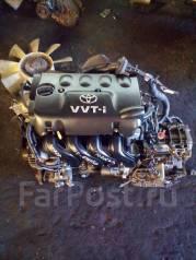 Двигатель в сборе. Toyota Vitz, NCP15 Двигатель 2NZFE