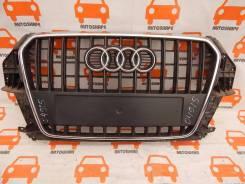Решетка радиатора. Audi Q3, 8UB Двигатели: CLLB, CFGD, CPSA, CUWA, CFGC, CFFB, CLJA, CFFA, ALZ, CCTA, CCZC, CYLA, CULC, CULB, CHPB