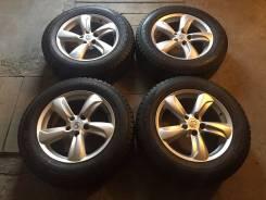 Комплект зимних колес 225/65/R17 Lexus RX330,350, RAV4. x17 5x114.30