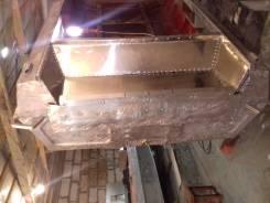 Ремонт корпусов алюминиевых лодок