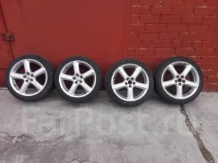 Комплект колес R17 б/п РФ. 7.0x17 5x100.00 ET45