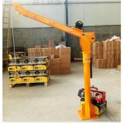 Продам Мини-Кран 500 кг и 1000 кг с лебедкой 12V 24V 220V