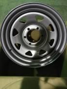 Steel Wheels. 8.0x16, 6x139.70, ET0, ЦО 110,5мм.