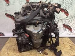 Двигатель в сборе. Nissan Wingroad Nissan Bluebird Sylphy Nissan Sunny Двигатель QG15DE