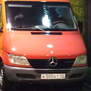 Mercedes-Benz Sprinter 208 CDI. Mersedes BENZ Sprinter 208CDI, 2 145 куб. см., 1 000 кг.
